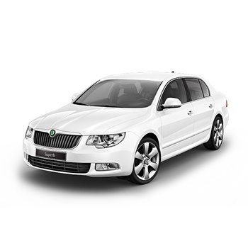Škoda Superb II 2,0 TDi